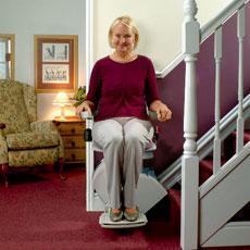Fauteuil monte escalier