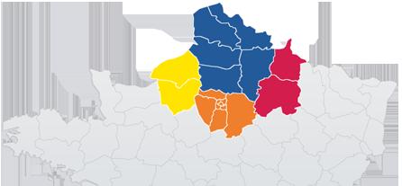 CEA, membre du réseau France Accessibilité - Numéro Azur: 0 810 600 352